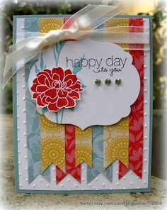 DIY Happy Day Card