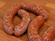 Chorizo recipe - can I try this with Moose? Homemade Chorizo, Homemade Sausage Recipes, Chorizo Recipes, Meat Recipes, Mexican Food Recipes, Cooking Recipes, Venison Recipes, Homemade Breads, Serious Eats