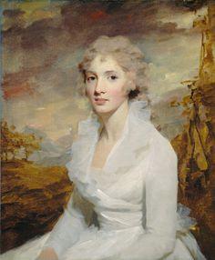 Henry Raeburn, Miss Eleanor Urquhart, 1793, Oil