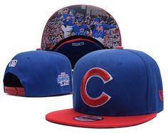 c8dd1bcf79a 2016 Champions MLB Chicago Cubs Snapback Hats UnderBrim Logo 001
