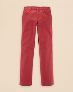 Ralph Lauren Childrenswear Boys' Maritime Chino Pants - Sizes 8-20