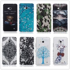 Skid Clear pattern soft TPU Case For Microsoft Nokia Lumia 640 N640 Case Back Protect Skin Rubber Phone Cover Silicone Gel Case #>=#>=#>=#>=#> Click on the pin to check out discount price, color, size, shipping, etc. Save and like it!