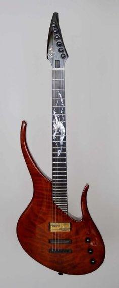 Pagelli Electric Guitar