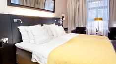Art deco -sviitti. Art deco suite.  Solo Sokos Hotel Torni, Helsinki.