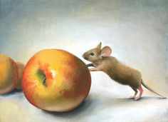 ♞ Artful Animals ♞ bird, dog, cat, fish, bunny and animal paintings - Jean Bradbury