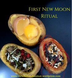 First New Moon Ritual (2)