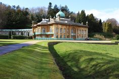 Cotswolds Sezincote, Gloucestershire. Gardenista