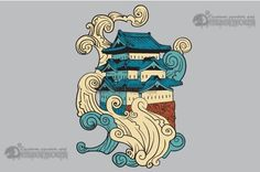 2-japanese-vector-temple.jpg (550×364)