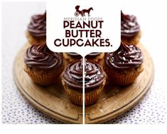 Peanut Butter Cupcakes.. | Clairejustine :Over 40 Lifestyle Blog