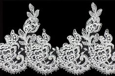 Britex Fabrics is a legendary store full of fabrics and notions. Looking for 4 Ivory Alençon Edging Lace? Red Tutu, Special Dresses, Chantilly Lace, Ivory Wedding, Bridal Lace, Beaded Lace, Bridal Collection, Creative Inspiration, Lace Trim
