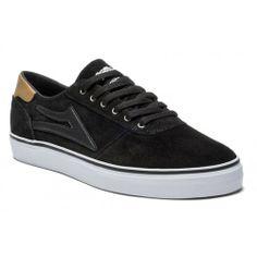 Skate Shop Online! Ténis Lakai Manchester Lean Black Suede. Sample Skate ·  Shoes 5cec88e9907