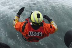 For every five airmen that come through training, usually only one will make it through to become a Coast Guard Alaska Rescue Swimmer.