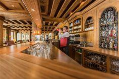 Bar im Hotel Edelweiss, Hotels, Winter Holidays, Skiing, Bar, Luxury, Ski Trips, Family Vacations, Ski