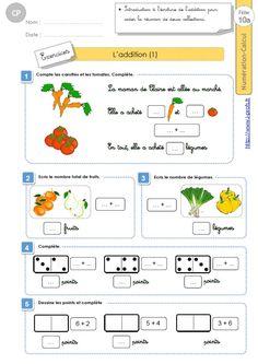 Montessori, Math Addition, Kids Writing, Learning, School, Modern, Photos, Design, French Language