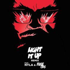 Nyla, Major Lazer, Fuse ODG New Releases: Light It Up (Remix) [feat. Nyla & Fuse ODG] on Beatport