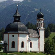 A little church in seefeld