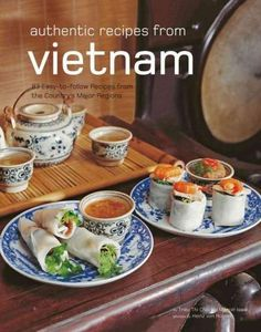 Authentic Recipes from Vietnam                                                                                                                                                                                 Más