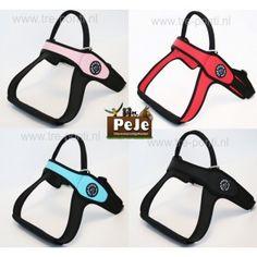 Tre Ponti Primo hondentuig voor grotere honden vanaf 10 kilo Het fiets en wandeltuig dat niet kantelt met ruime bewegingsvrijheid