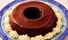 › MdeMulher › Culinária › Receitas Pudim de chocolate