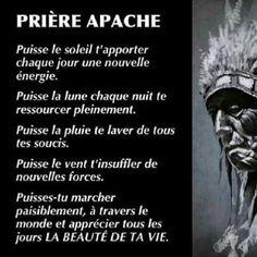 PRIERE APACHE