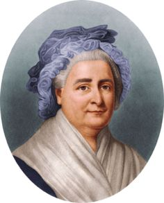 """1- Martha Dandridge Custis Washington (June 2, 1731 – May 22, 1802) was the wife of George Washington, the first president of the United States. Although the title was not coined until after her death, Martha Washington is considered to be the first First Lady of the United States. During her lifetime, she was known as """"Lady Washington""""."""