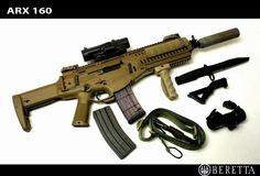 Beretta ARX 160!! I must own this!!!