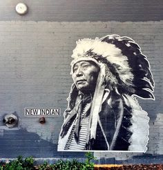 Art by New Indian in Austin, TX (2015)