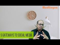 Translation Management Lecture series at Modlingua. Translation Management Course at Modlingua. Lecture by Ravi Kumar, Founder, and Managing Director, Modlin. Social Media Marketing, Management, Education, Onderwijs, Learning