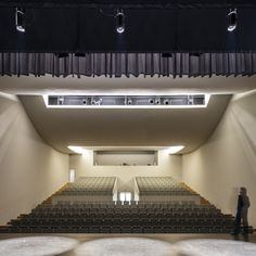Gallery of Auditorium Theatre of Llinars del Valles / Álvaro Siza Vieira + Aresta + G.O.P. - 14