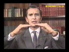 1992 - Pronunciamento de Collor na TV antes do impeachment - completo .wmv