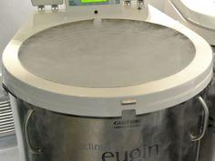 El Laboratori de Clínica eugin: sala de crioconservació