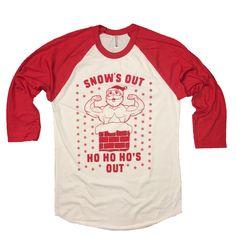 Keep Calm And Get Your Ho Ho Ho On Christmas Santa Candy Canes Juniors T-Shirt