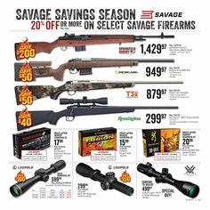 Cabela's Pre-Black Friday 2018 Ads and Deals Browse the Cabela's Pre-Black Friday 2018 ad scan and the complete product by product sales listing. Black Friday Ads, Store Ads, Weekly Ads, Weapon, Coupons, Coupon, Weapons, Gun, Firearms