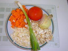 Aby byly polévky jako od babičky, stačí dodržovat klasická pravidla | | MAKOVÁ PANENKA Grains, Food, Essen, Meals, Seeds, Yemek, Eten, Korn