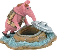 """""""The Clangers"""" things to do with wool"""