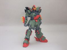 Neros Gundam by gacya | Gundam Century