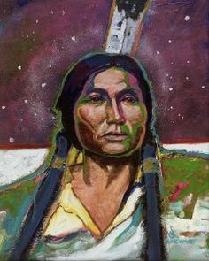 Artist: William Stewart Sitting Bull Freedom Forever