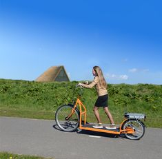Le vélo électrique Lopifit vous permet de marcher à 20km/h !