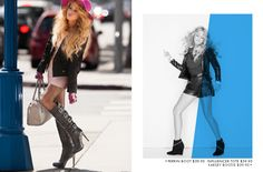 Paulina Rubio for JustFab.