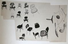Eames, Charles & Ray: Furniture Design , 1945-1960 | The Red List
