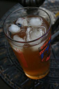 Vanilla Lime Iced Tea