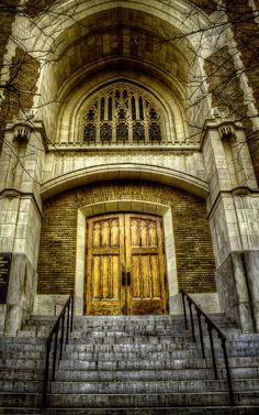 church stairs | Church Steps HDR by ~joelht74 on deviantART