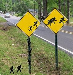 Weird Road Signs | Weird Road Signs (5) hmm this one is a stumper!