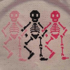 Post with 0 votes and 143 views. Cross Stitch Sampler Patterns, Cross Stitch Kits, Cross Stitch Designs, Cross Stitching, Cross Stitch Embroidery, Embroidery Patterns, Cross Stitch Skull, Halloween Cross Stitches, Simple Cross Stitch