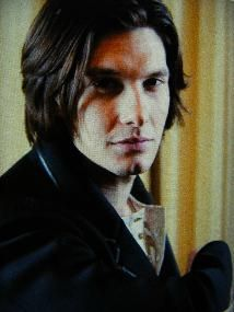 JAPANESE PUBLICATIONS | MISCELLANEOUS (2008)  Japanese Publications | Miscellaneous - 039 - Ben Barnes Fan