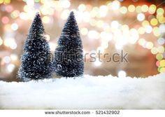 Christmas, winter idea background concept.