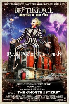 Movie Poster Mini Cards. Price available up request.