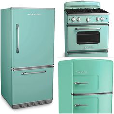 Choose one of our Big Chill appliances to add a pop of color and contrast to your Island counter! Click for more.