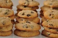 Raisin Cookies have a soft and chewy texture and a sweet buttery flavor. These cookies are raisin packed and are lovely as an after school snack or packed into the children's lunch boxes. From Joyofbaking.com With Demo Video