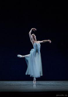 New York City Ballet, ballerinas, dancers, stage / Garance Doré